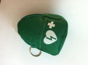CPR key - chain mask