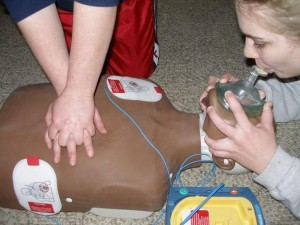 Mouth to Mouth CPR