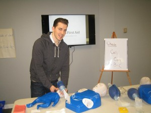 CPR and AED courses in Vancouver