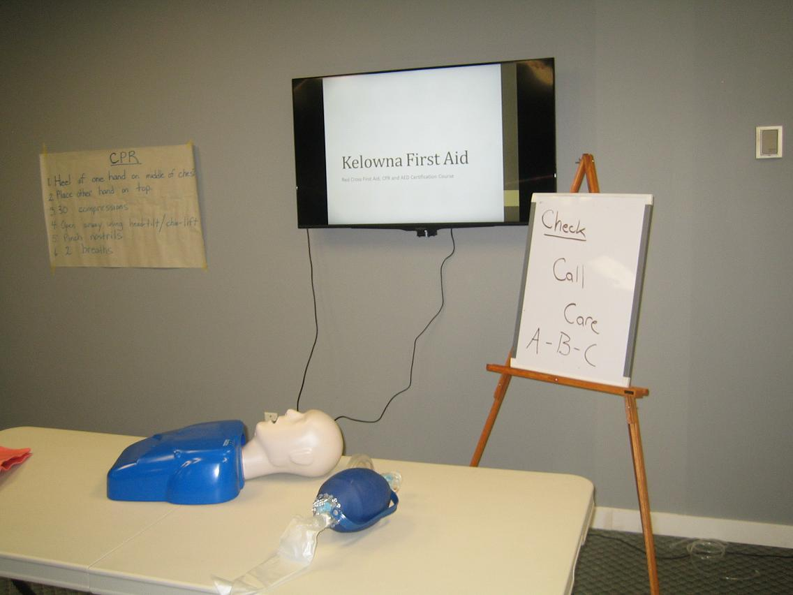 St mark james cpr and aed courses in kelowna british columbiacpr st mark james cpr training with kelowna first aid 1betcityfo Gallery