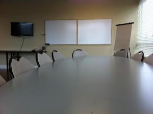 First Aid Classroom in Winnipeg
