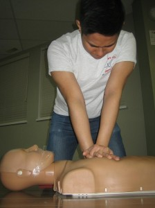 CPR and AED Courses in Mississauga, Ontario