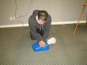 CPR and AED courses in Fort McMurray