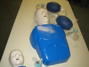 CPR and AED courses in Surrey