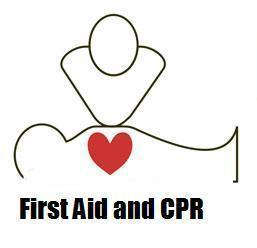 CPR and AED Logo